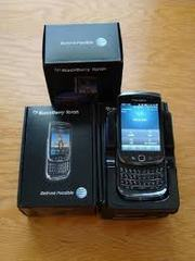 Blackberry Torch 9800 разблокирована