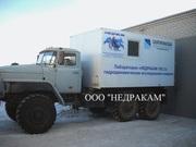 Агрегат исследования нефтегазовых скважин на шасси Урал 43206
