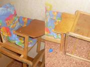 Продаю детский стульчик,  раскладной